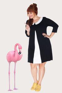 Vestido-Bicolor-Gola-Plus-Size_T1