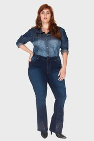 Calca-Flare-Barra-Cristais-Plus-Size_T1