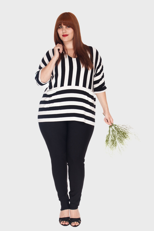 Blusa-Listrada-Bolsos-Plus-Size_T1