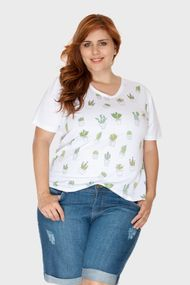 Camiseta-Be-True-Cactos-Plus-Size_T1