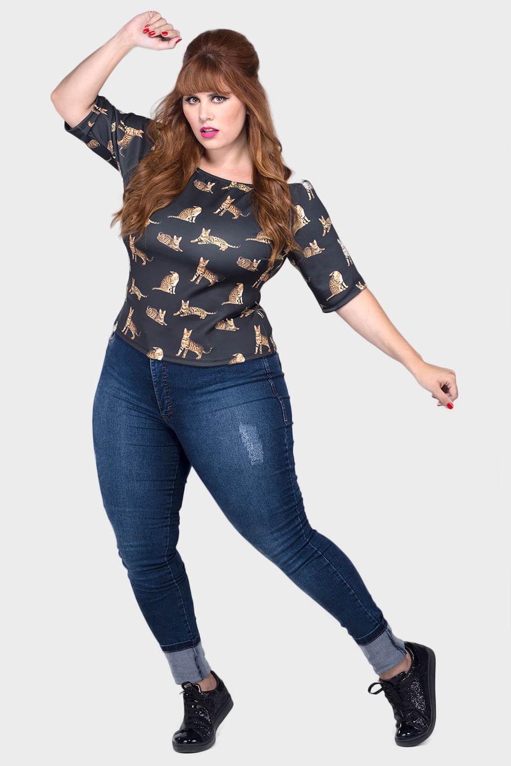 Blusa-Ombro-a-Ombro-Cats-Night-Plus-Size_T1