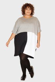 Vestido-Quadrados-Plus-Size-Cinza_T1