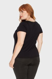 Camiseta-Decote-V-Metalizado-Plus-Size_T2