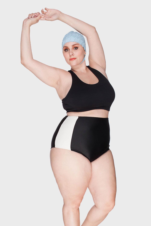 Parte-de-Baixo-Hot-Pants-Faixas-Plus-Size_T1