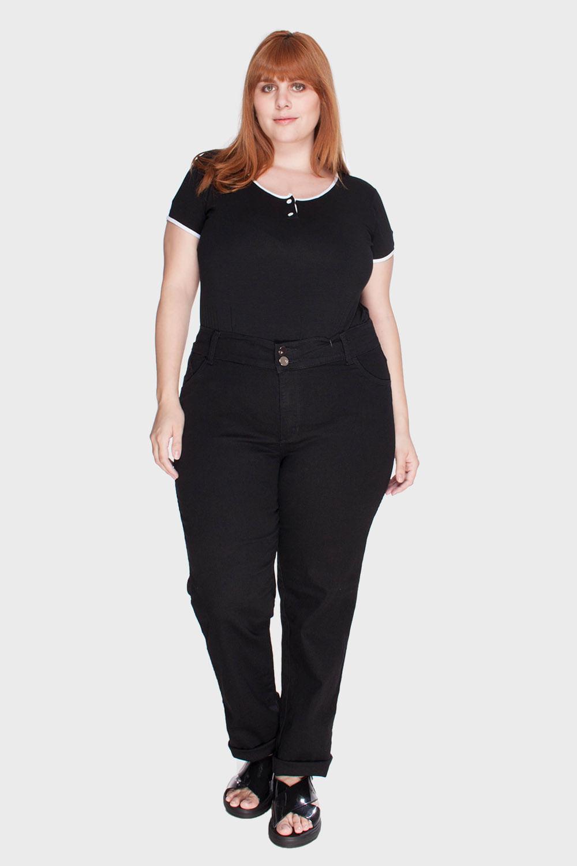 Calça Black Intenso Plus Size