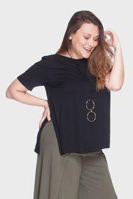 6c7f1c0e14 t1 · t2 · Blusa Fenda Lateral Plus Size
