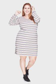 cb15723a1878 Vestido Plus Size Manga Longa | Roupas | Loja Flaminga