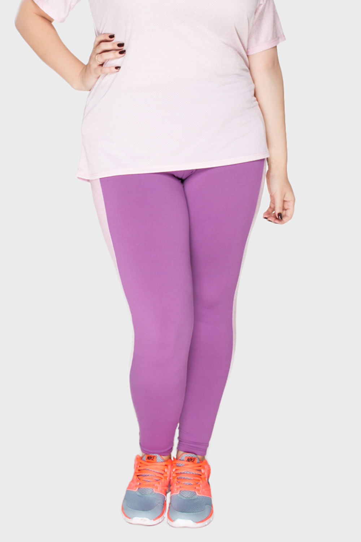 Legging-Bicolor-Fitness-Plus-Size-Lilas_T1