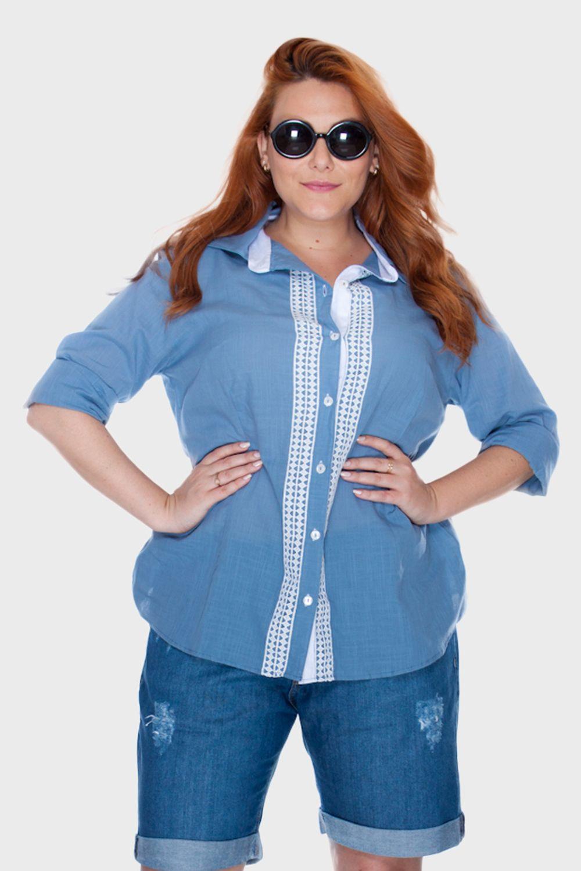 Camisa-Azul-Medio-Plus-Size_T1