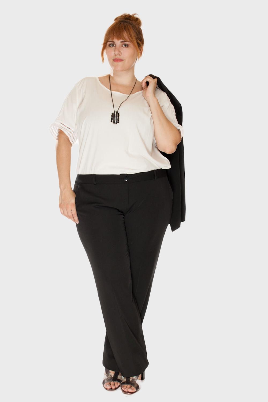 6054584ac Calça Social & Alfaiataria Plus Size | Loja Flaminga