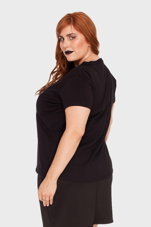 Camiseta-Chocker-Kiss-Band-Plus-Size_T1