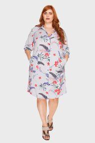 Vestido-Chemise-Listrado-Floral-Plus-Size_T1