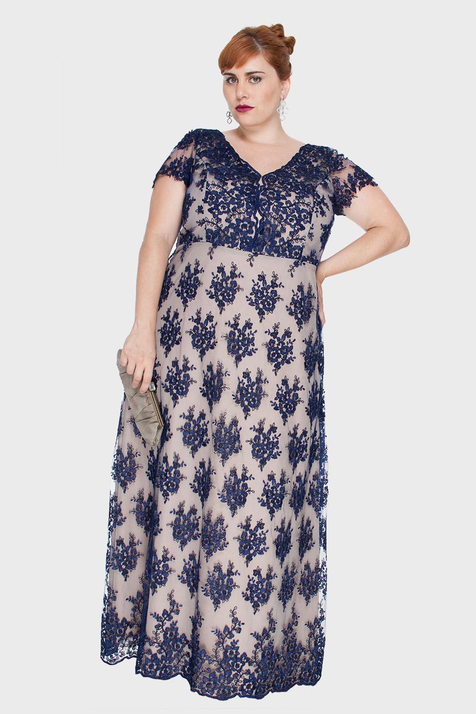 Vestido-Longo-com-Tule-e-Renda-Plus-Size_T1