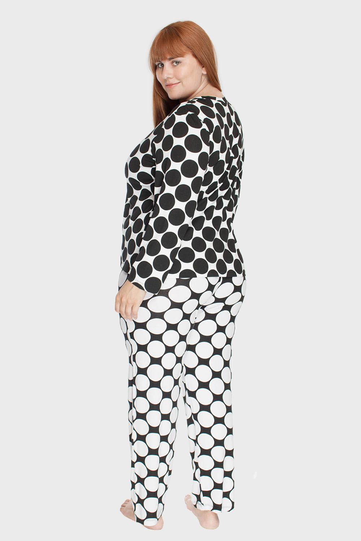 Pijama-Estampado-Bolas-Plus-Size_T1