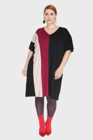 Vestido-Morcego-Tricolor-Plus-Size_T1
