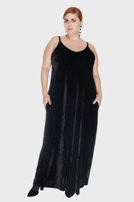 Vestido-Longo-com-Alca-Veludo-Plus-Size_T1