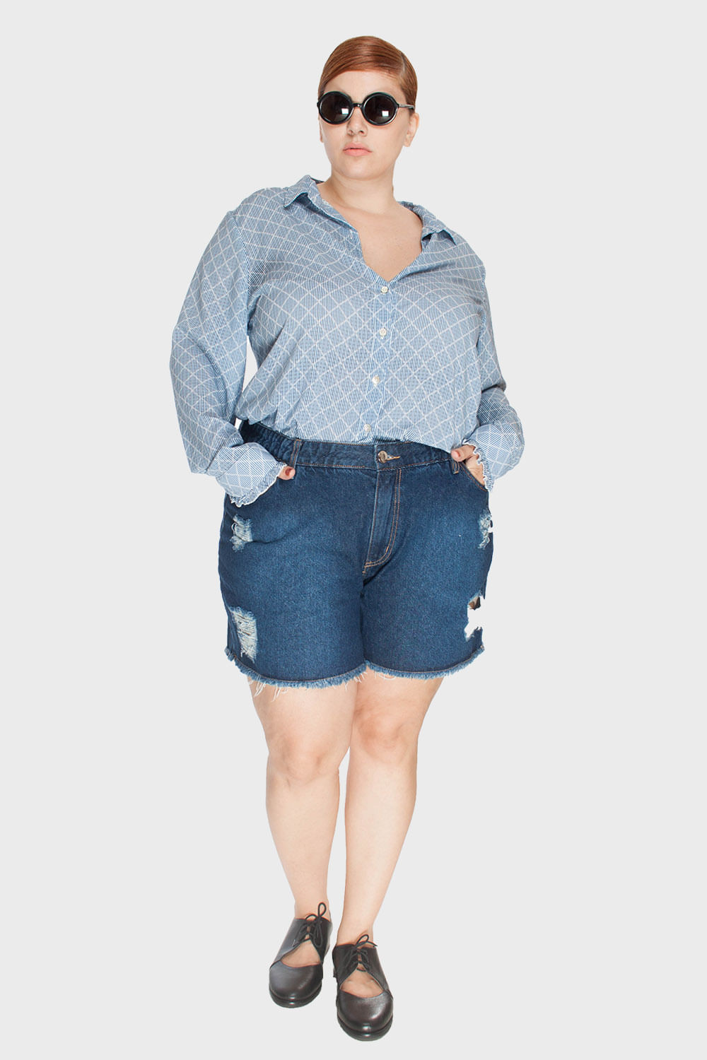 Shorts-Jeans-Upcycle-Stone-Plus-Size_1