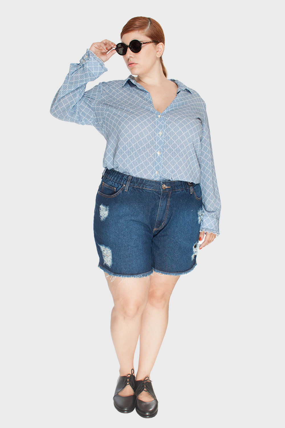 Shorts-Jeans-Upcycle-Stone-Plus-Size_4