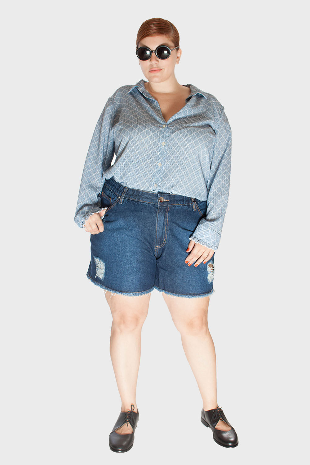 Shorts-Jeans-Upcycle-Stone-Plus-Size_5