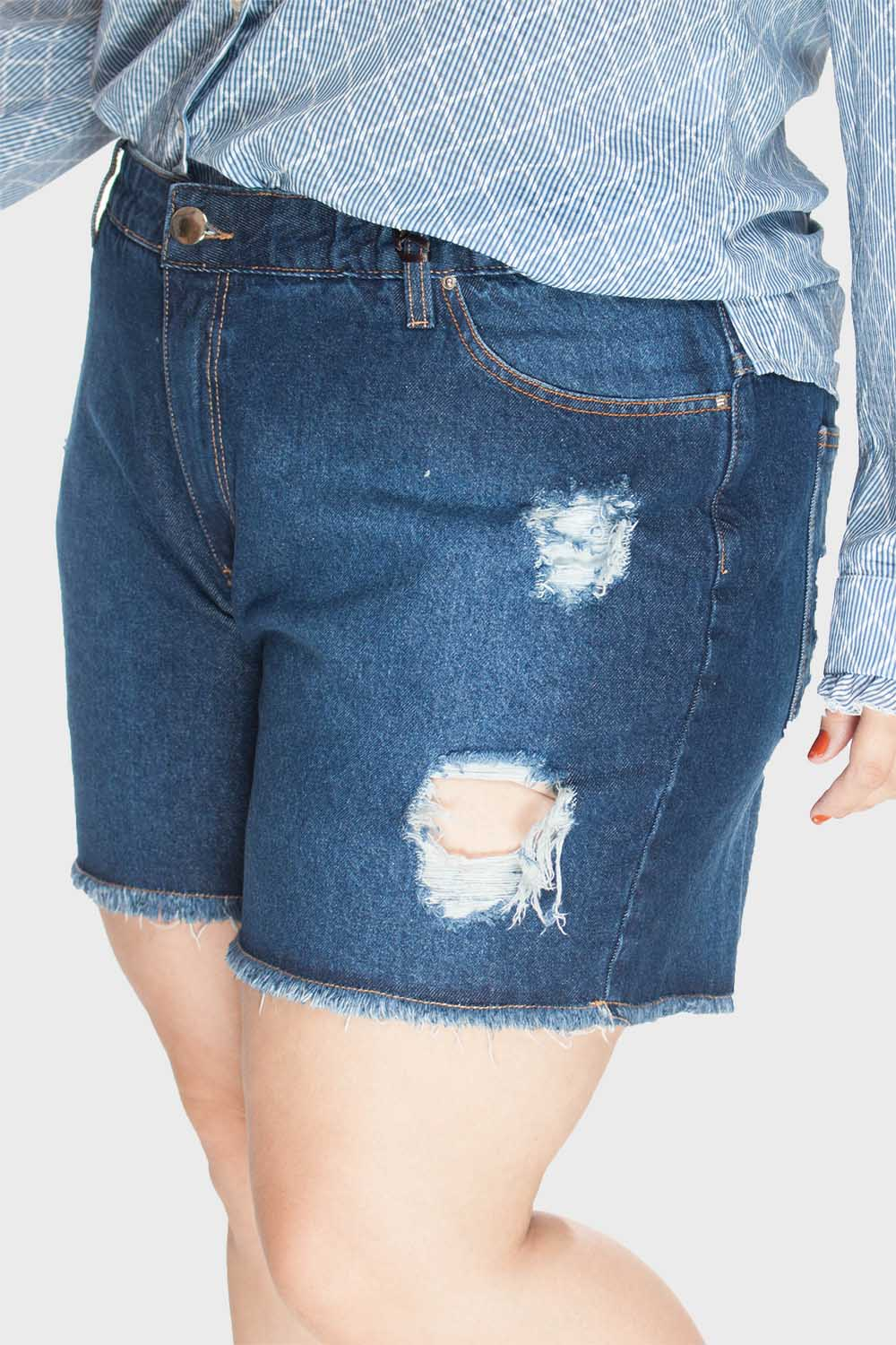 Shorts-Jeans-Upcycle-Stone-Plus-Size_6