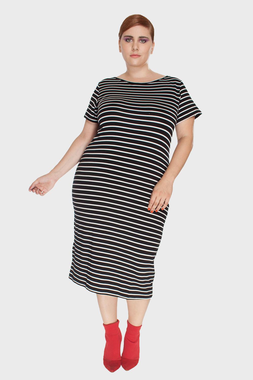 Vestido-Midi-Listrado-Plus-Size_T1