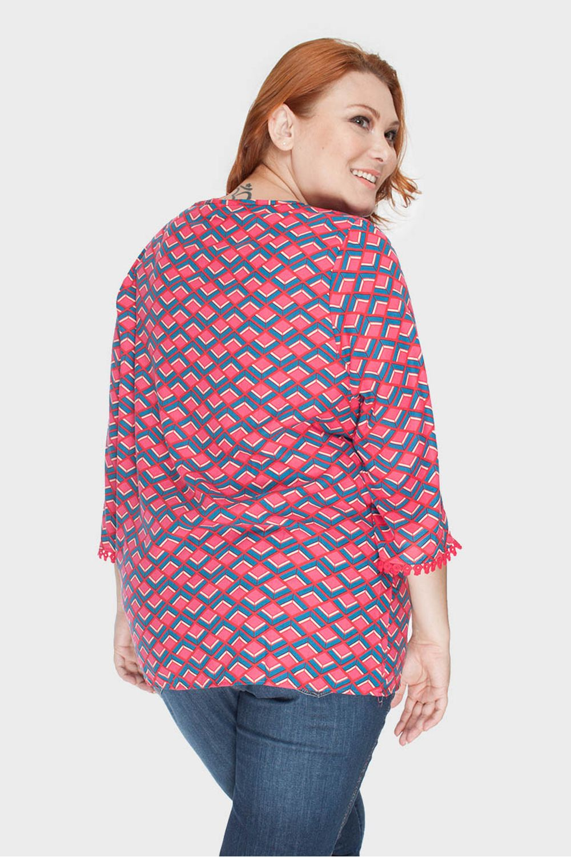 Blusa-Geometrica-com-Amarracao-Plus-Size_T1