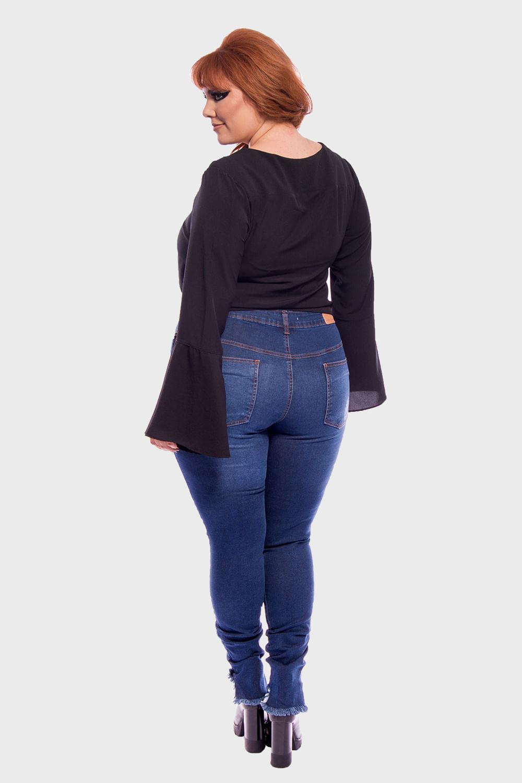 Calca-Jeans-Cintura-Alta-Super-Skinny-Destroyed-Plus-Size_T1