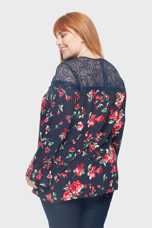Blusa-Floral-com-Gola-Rendada-Plus-Size_2