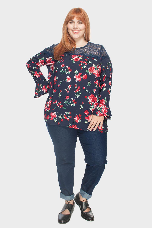Blusa-Floral-com-Gola-Rendada-Plus-Size_3