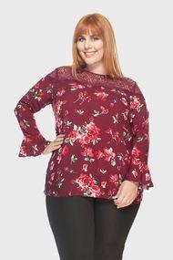 Blusa-Floral-com-Gola-Rendada-Plus-Size_T1