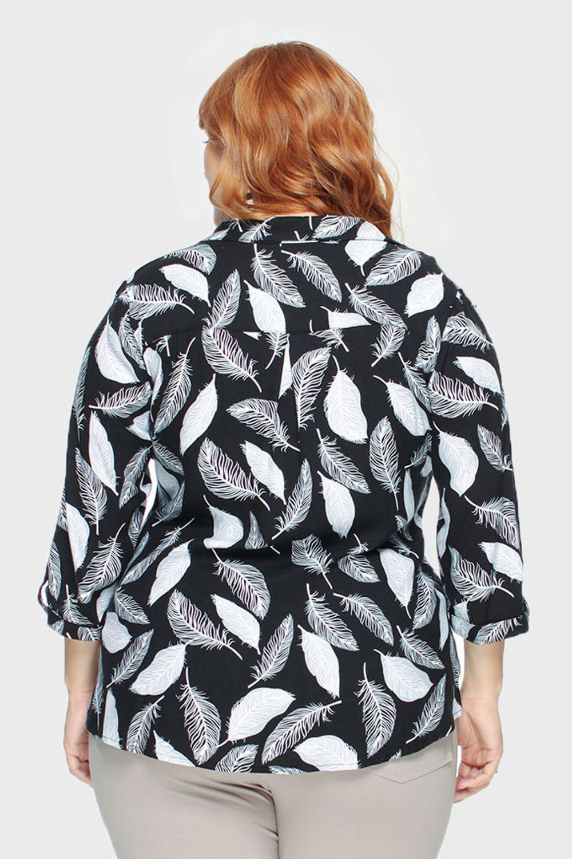 Camisa-Glinda-Penas-Viscose-Plus-Size_T1